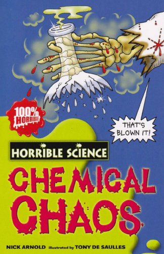 9788176553193: Horrible Science: Chemical Chaos