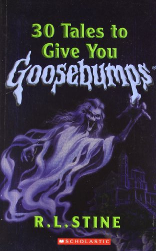 9788176554497: 30 Tales to Give You Goosebumps