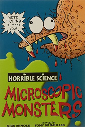 9788176555777: Horrible Science: Microscopic Monsters [Paperback] Nick Arnold