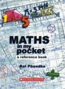 9788176558198: Maths in my pocket a reference book