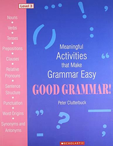 9788176558327: ?Good Grammar! Level 3