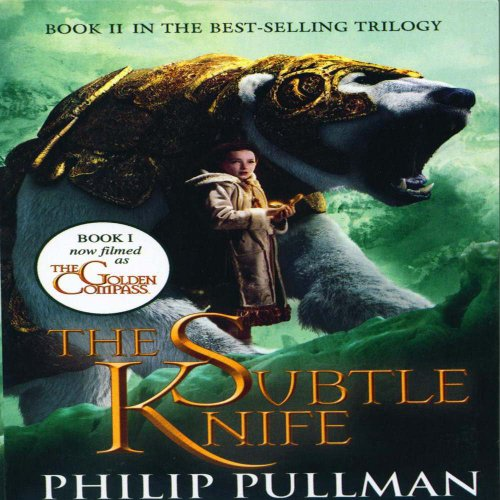 9788176559546: The Golden Compass: The Subtle Knife