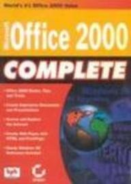 9788176560955: MS Office 2000 Complete