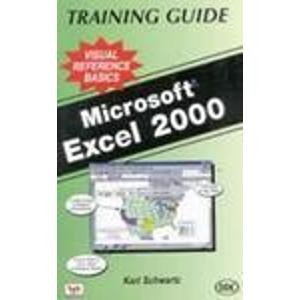 Microsoft Excel 2002 (Training Guide): V.K. Jain