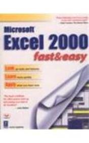 Microsoft Excel 2000: Fast&Easy: June Sutton