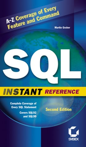 9788176562355: SQL Instant Reference