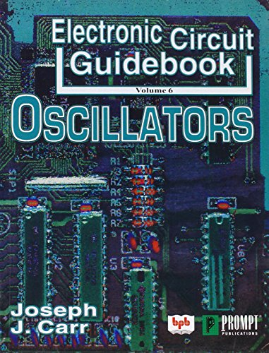 9788176564380: Electronic Circuit Oscillators Guide Book: v. 6