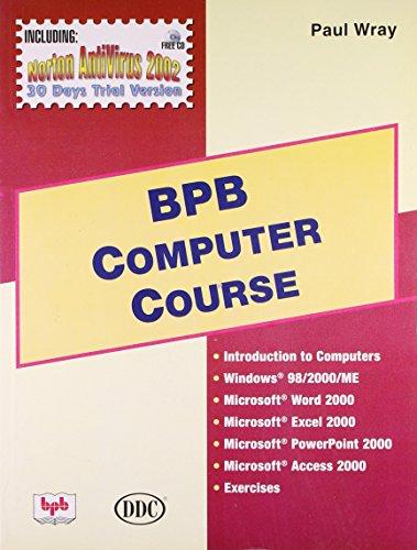BPB Computer Course: P. Wray