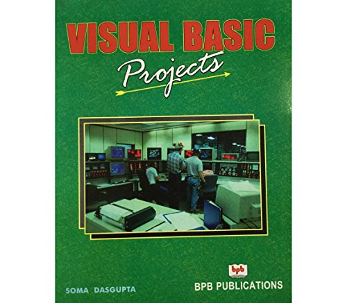 Visual Basic Projects: Soma Dasgupta