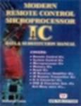 Modern Remote Control Microprocessor IC Data and: M. Lotia