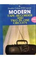 Modern Tape-Recorder and Two-in-One Circuits, Volume 1: M. Lotia