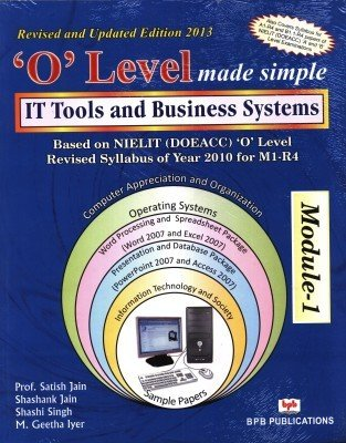 O` Level Made Simple: IT Tools and: M. Geetha Iyer,Madhulika