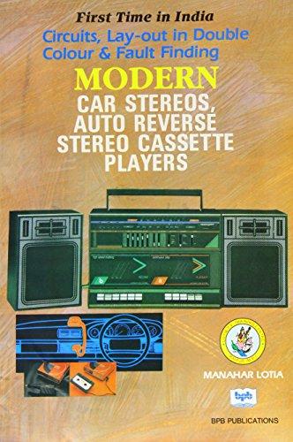 Modern Car Stereos, Auto Reverse Stereo Cassette: M. Lotia