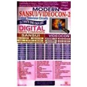 9788176567701: Modern Panasonic National Colour TV Circuits