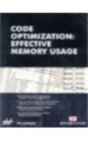 9788176568685: Code Optimization: Effective Memory Usage