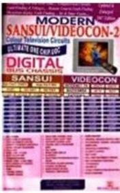 Modern Sansui/Videocon-2 Colour Television Circuits: M. Lotia