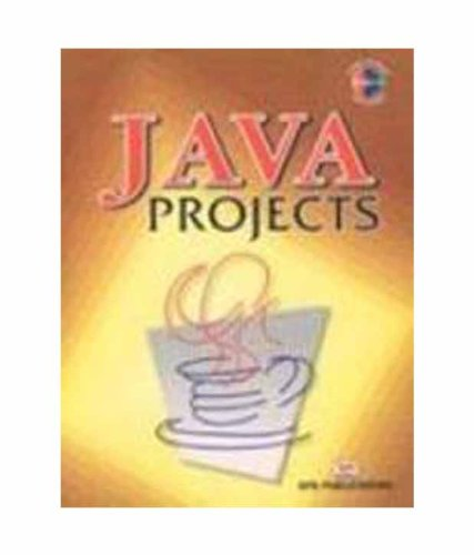 Java Projects: BPB Publisher