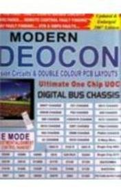 Modern Videocon Colour Television Circuits and Double: M. Lotia