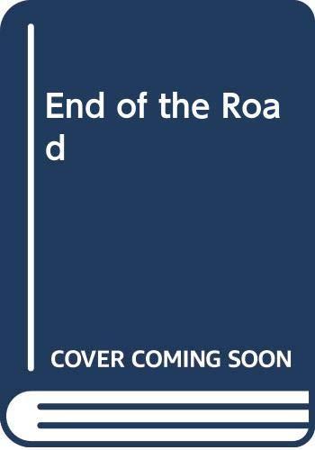 End of the Road (Paperback): Suneel Hattangadi
