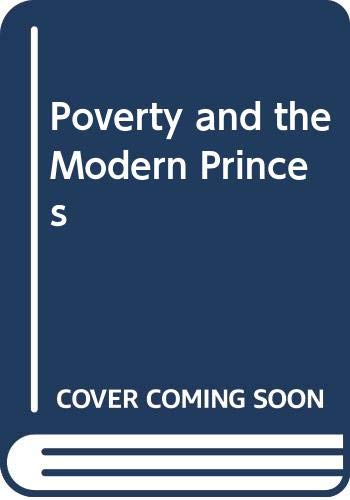 Poverty and the Modern Princes (Hardback): Krishna Murari