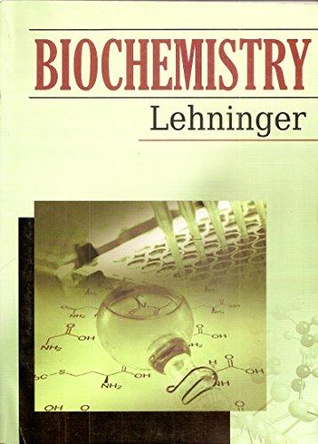 9788176630962: Biochemistry