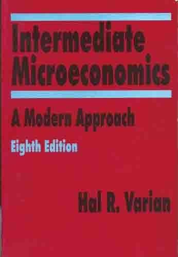 9788176710657: Intermediate Microeconomics: A Modern Approach