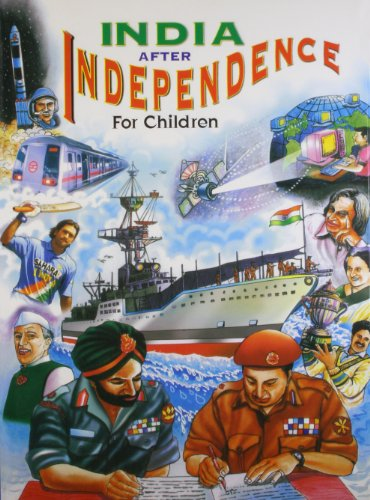 India After Independence for Children: Meha, Anurag
