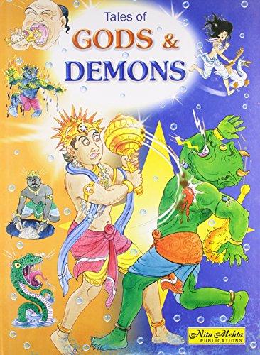 9788176760485: Tales Of Gods & Demons (Colour Illustration)
