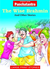 9788176933384: Tales from Panchatantra: The Wise Brahmin and other stories