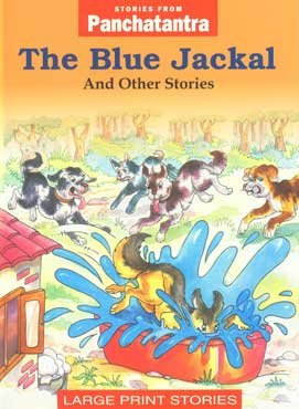 The Blue Jackal: Vishnu Sharma