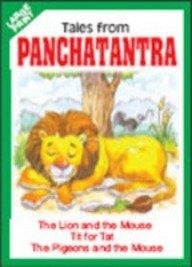 9788176935227: Tales from Panchatantra: The Lion and the Mouse, Tit for Tat, and The Pigeons and the Mouse