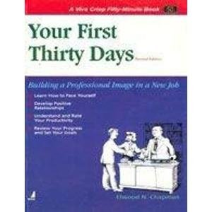 9788176947411: Your First Thirty Days