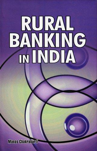 Rural Banking in India: Manas Chakrabarti