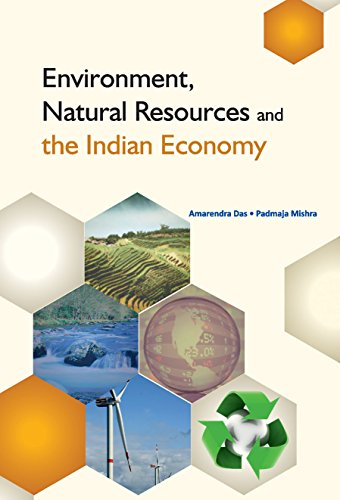 Environment, Natural Resources & the Indian Economy: Das, Amarendra