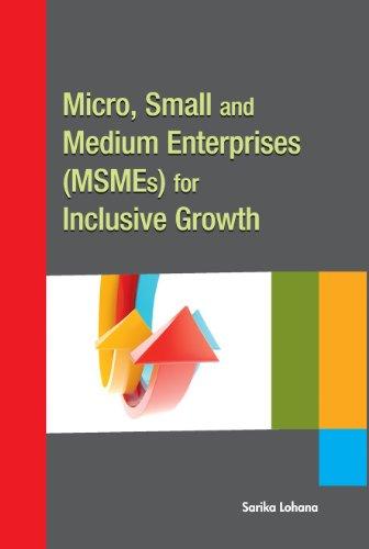 Micro, Small and Medium Enterprises (MSMEs) for: Sarika Lohana