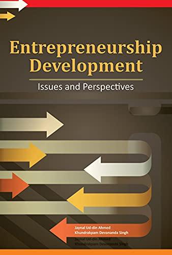 9788177084146: Entrepreneurship Development: Issues and Perspectives