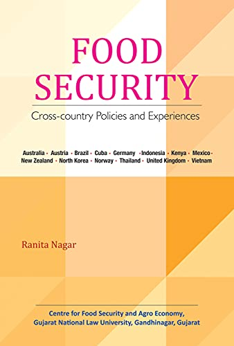 9788177084177: Food Security: Cross-Country Policies and Experiences