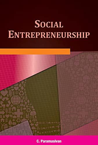 9788177084221: Social Entrepreneurship