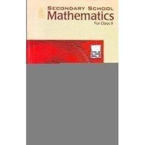 9788177097276: Secondary School Mathematics for Class 9 (Secondary School Mathematics for Class 9)