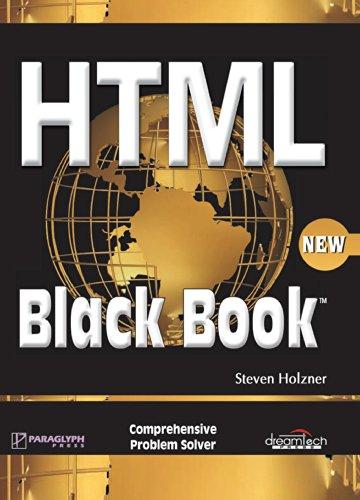 HTML Black Book: n/a