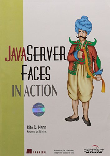 9788177224191: Java Server Faces in Action