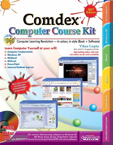 Comdex Computer Course Kit: Vikas Gupta