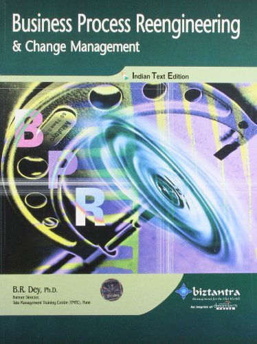 9788177225365: Business Process Reengineering and Change Management