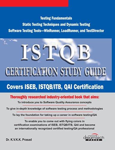 Software Testing Certification Study Guide: ISEB, ISTQB/ITB, QAI Certification: Dr K.V.K.K. ...