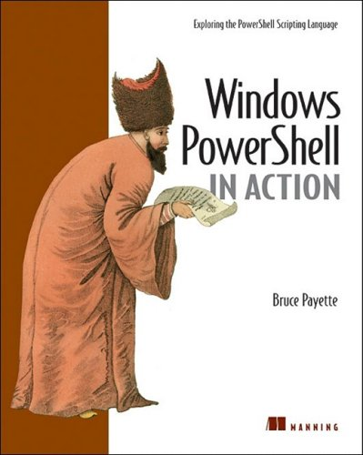 9788177227284: Windows PowerShell in Action