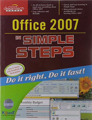 Office 2007 in Simple Steps: Kogent