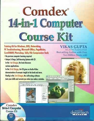 9788177228113: Comdex 14-in-1 Computer Course Kit