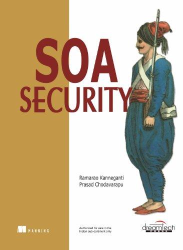 9788177228809: SOA SECURITY