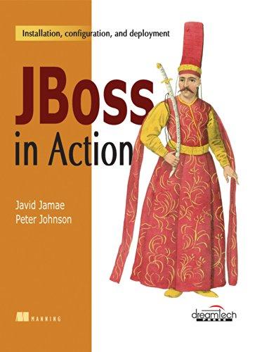 9788177228830: Jboss in Action