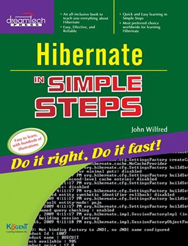 9788177228892: Hibernate 3.2 in Simple Steps